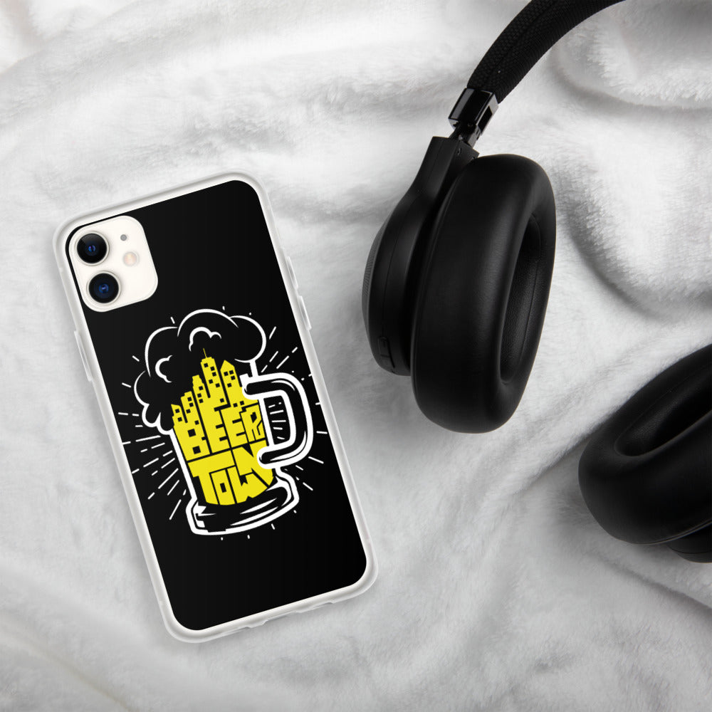 Beertown Mug - iPhone Case