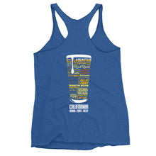 Load image into Gallery viewer, California - Back Pint Women's Tank