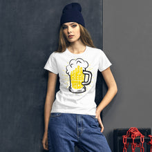 Load image into Gallery viewer, Beertown Mug - Women's T-shirt