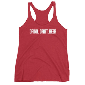 California - Back Pint Women's Tank