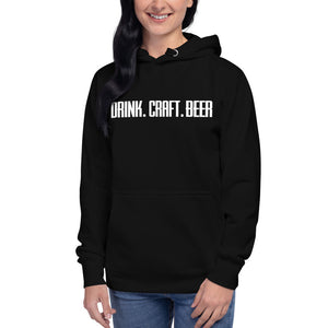 Washington - Back Pint Unisex Hoodie