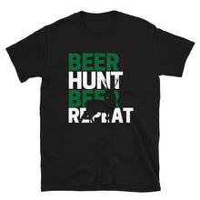 Load image into Gallery viewer, Beer, Hunt, Repeat - Unisex Shirt