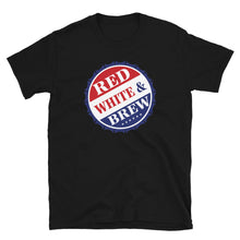 Load image into Gallery viewer, Red, White, & Brew - Unisex Shirt