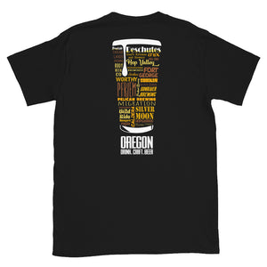 Oregon - Back Pint Shirt