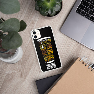 Oregon - Pint iPhone Case