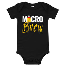 Load image into Gallery viewer, Micro Brew - Baby Onesie