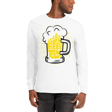 Load image into Gallery viewer, Beertown Mug - Men's Long Sleeve Shirt