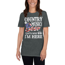 Load image into Gallery viewer, Country Music & Beer - Unisex Shirt