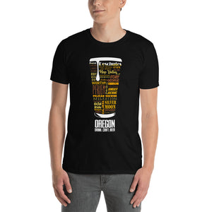 Oregon - Front Pint Shirt