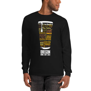 Oregon - Front Pint Long Sleeve