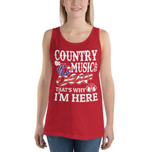 Load image into Gallery viewer, Country Music & Beer - Tank