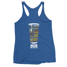 Load image into Gallery viewer, Oregon - Back Pint Women's Tank
