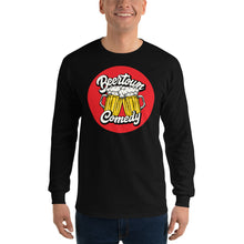 Load image into Gallery viewer, Beertown Logo Long Sleeve