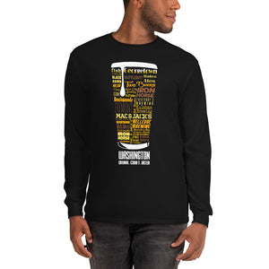 Washington - Front Pint Long Sleeve