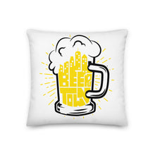 Load image into Gallery viewer, Beertown Mug - Premium Pillow