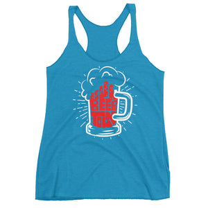 Beertown Mug - Women's Tank