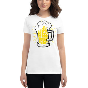 Beertown Mug - Women's T-shirt