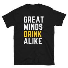 Load image into Gallery viewer, Great Minds - Unisex T-Shirt