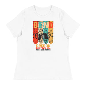 Foam Is Where The Art Is - Women's Shirt
