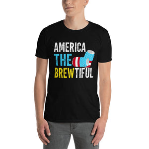 America The Brewtiful - Unisex Shirt
