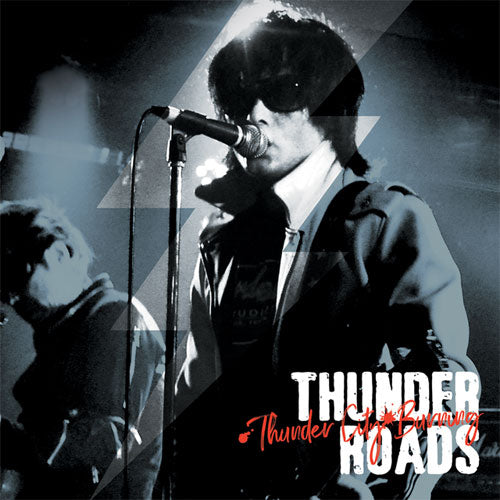 THUNDERROADS, THE - Thunder City Burning (US Orig.LP+Sticker/New)