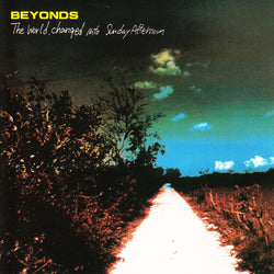 "BEYONDS - The World Changed into Sunday Afternoon (10""+CD&DVD)"