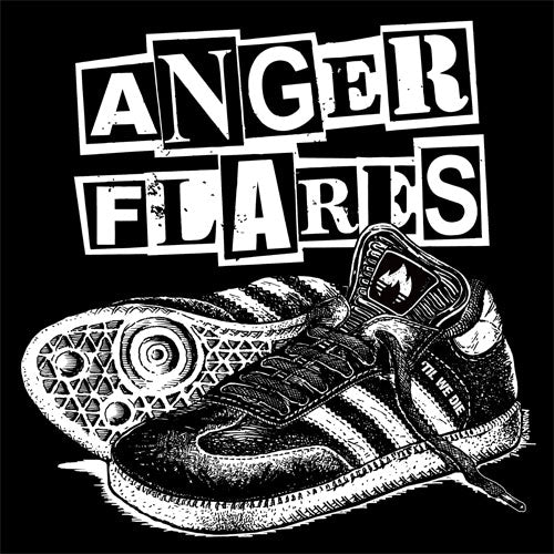 ANGER FLARES - Til We Die (CD)