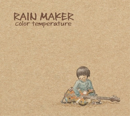 RAINMAKER - Color Temperature (CD/NEW)