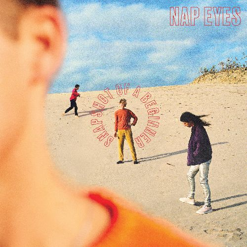 NAP EYES - Snapshot Of A Beginner (Clear Vinyl LP/NEW)