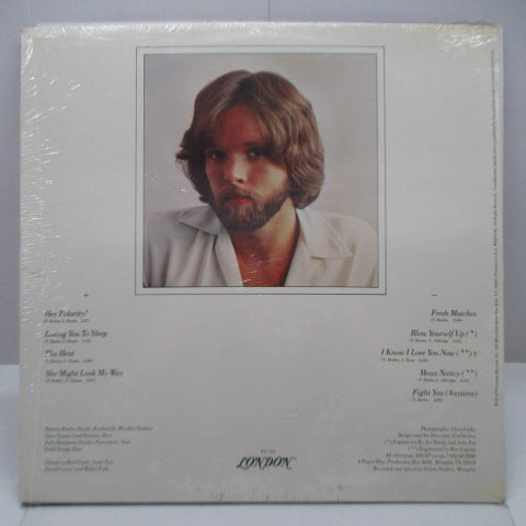 TOMMY HOEHN - Losing You To Sleep (US Reissue LP)