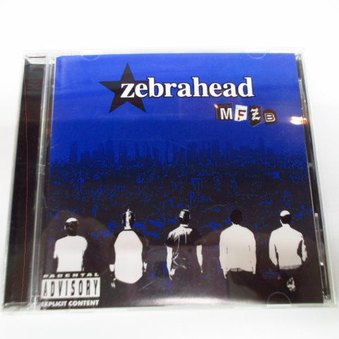 ZEBRAHEAD - MFZB (Japan Orig.CD)