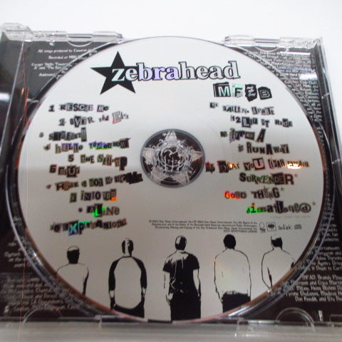 ZEBRAHEAD-MFZB (Japan Orig.CD)