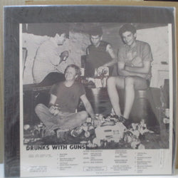 DRUNKS WITH GUNS - S.T. (US Orig.LP/Textured CVR)