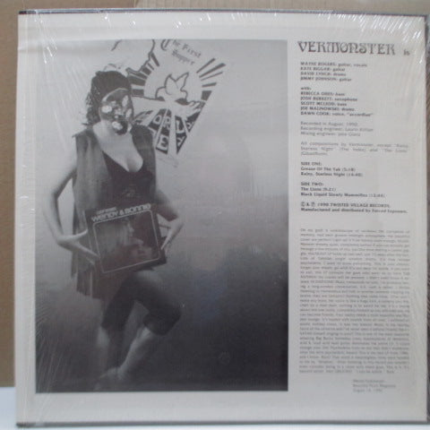 VERMONSTER-Spirit Of Yma (US Orig.LP)