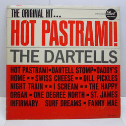 DARTELLS - Hot Pastrami ! (US Orig.Mono LP)