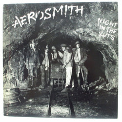 AEROSMITH - Night In The Ruts (UK Orig.LP)