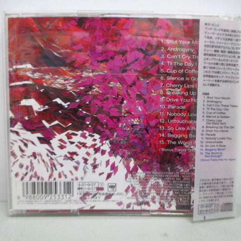 GARBAGE - Beautiful Garbage (Japan Orig.CD)