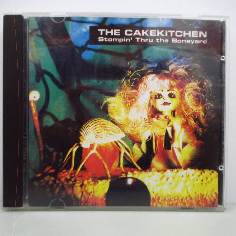 CAKEKITCHEN, THE - Stompin' Thru The Boneyard (US Orig.CD)