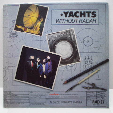 YACHTS - Without Radar (UK Orig.LP)