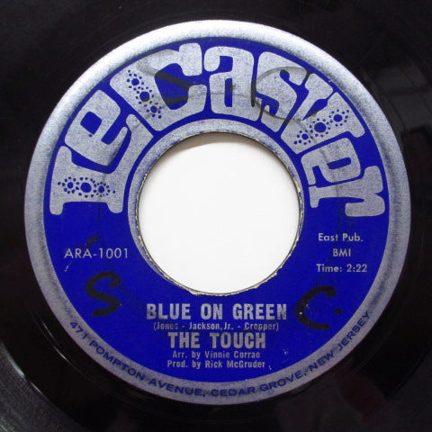 TOUCH - Pick And Shovel (Silver Script Logo)