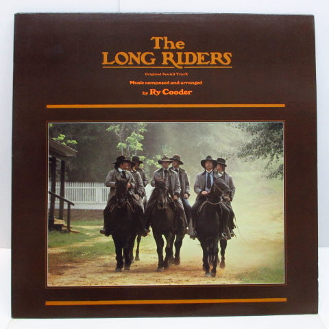 O.S.T. - The Long Riders (US Orig.LP)