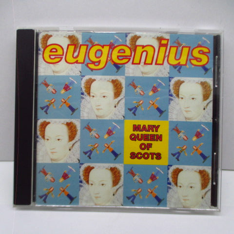 EUGENIUS - Mary Queen Of Scots (UK Orig.CD)
