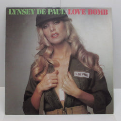 LYNSEY DE PAUL - Love Bomb (UK:Orig.)