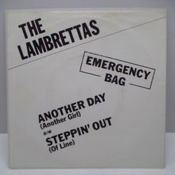 "LAMBRETTAS, THE - Another Day Another Girl (UK Orig.7"")"