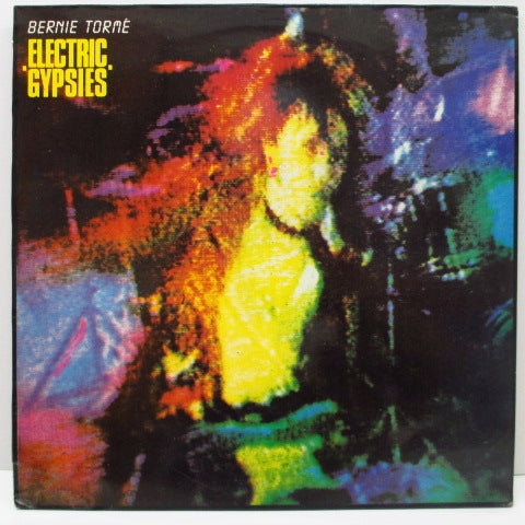 BERNIE TORME - Electric Gypsies (France Orig.LP)