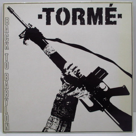 (BERNIE) TORME - Back To Babylon (France Ltd.Red Vinyl LP)