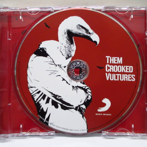 THEM CROOCKED VULTURES-S.T. (UK / EU Orig.CD)