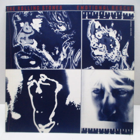 ROLLING STONES - Emotional Rescue (Japan Orig.LP+Poster)