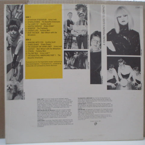 V.A. - A Young Person's Guide To Compact (France Orig.LP)