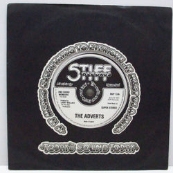 "ADVERTS, THE (アドヴァーツ)  - One Chord Wonders (UK '77 Reissue 7""+CS)"